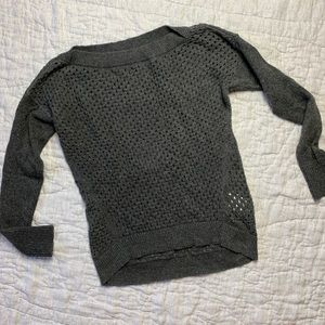 Banana Republic knit sweater top